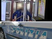 Scassina con un piccone i distributori e la cassa del bar all'Università di Fisciano. Arrestato