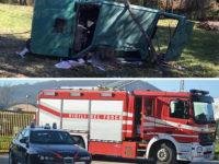 Tragico incidente stradale a Montano Antilia. Perde la vita uomo del posto