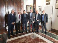 A Salerno Michele Strianese incontra i Presidenti delle Province della Campania