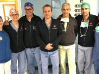 Ospedale di Potenza. Eseguito il primo impianto in Europa di una protesi valvolare aortica transcatetere