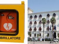 La Provincia di Salerno cardioprotetta. L'Associazione Carmine Speranza Onlus dona un defibrillatore