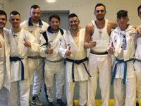 La squadra della Campania di Kumite è Campione d'Italia. Tra gli atleti Emanuele Sarnataro di Teggiano