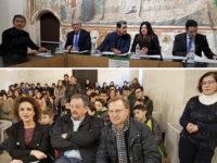 """Teggiano: presentata la 2^ edizione del progetto """"La scuola in Comune"""". Promotore la Banca Monte Pruno"""