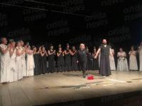 """Teatro in Sala. Grande successo per lo spettacolo """"Il gioco delle Rose"""" della Compagnia """"Costellazione"""""""