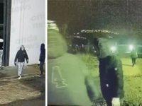 Atena Lucana: tentano un furto in una vetreria, ma scatta l'allarme e vengono ripresi dalle telecamere
