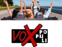 """""""I giovani sono sufficientemente prudenti alla guida di un veicolo?"""" – Vox Populi"""