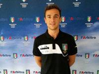 L'arbitro Ivan Robilotta della sezione A.I.A. di Sala Consilina domani dirigerà Milan-Juventus Primavera