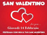 Atena Lucana: il 14 febbraio al Centro Commerciale Diano omaggio di San Valentino per gli innamorati
