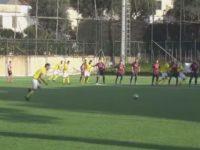 Calcio,Valdiano. Non basta Doukourè,il Sant'Agnello vince 2-1 in rimonta con gli azulgrana ridotti in 10
