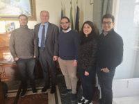 Forum dei Giovani. Il Coordinamento Provinciale incontra il Presidente Michele Strianese