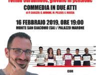 """Domani la Compagnia """"Sant'Arsenio – Ieri, oggi e domani"""" in scena alla rassegna """"Teatro a Casa Marone"""""""
