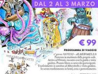 Il 2 e 3 marzo al Carnevale di Putignano, Ostuni e Alberobello con l'Agenzia Speranza Viaggi