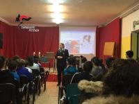 Il Comando Provinciale dei Carabinieri di Potenza nelle scuole per diffondere la cultura della legalità