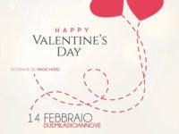 Il 14 febbraio al Magic Hotel di Atena Lucana due menù gourmet e le note del Maestro Pino Pinto
