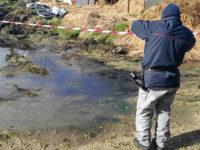 Smaltimento illecito di reflui zootecnici. Sequestrata un'area di 200 metri quadri a Buccino