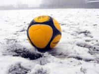 Calcio fermato dal maltempo. Rinviate le gare del settore Giovanile e Scolastico
