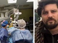 """Ospedale di Potenza. L'Oculistica del """"San Carlo"""" si offre per le cure del fotoreporter ferito in Siria"""