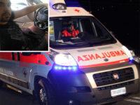 Perde il controllo dell'auto e si schianta contro un muro ad Albanella. Muore 23enne di Agropoli