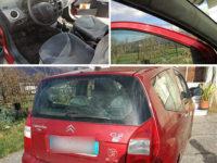 Ritrovata in provincia di Frosinone un'auto rubata a gennaio a Montesano Scalo