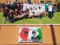 Il Comune di Torraca intitola impianto sportivo ai fratelli Paesano,2 uomini uniti da un tragico destino