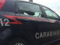 Ritrovata a Caserta una delle auto rubate nei giorni scorsi da una concessionaria di Polla
