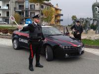 Fermato dai Carabinieri per un controllo, li minaccia e li aggredisce. 32enne arrestato a Moliterno