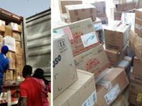 Da San Pietro al Tanagro al Niger un container solidale per aiutare le persone più bisognose
