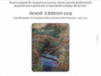 Tutela e gestione delle risorse idriche tra Campania e Lucania. Se ne discute domani ad Eboli