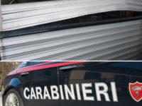 Ladri in azione in una concessionaria di Polla portano via tre auto e un furgone