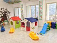 Caggiano: la Protezione Civile Gopi-Anpas dona giochi ai bambini della Scuola dell'Infanzia