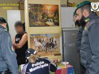 Immigrazione clandestina e affitti in nero.A Salerno controlli della Guardia di Finanza e Polizia Locale