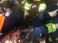 Grave incidente in un terreno a Poderia. Agricoltore si ferisce avvolto nelle lame della motozappa