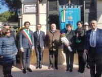 La Città di Sapri intitola una strada all'Agente Scelto Massimo Impieri, morto tragicamente nel 2014