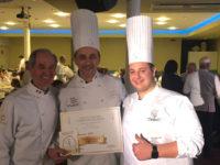 Le dolci creazioni della Pasticceria D'Elia di Teggiano conquistano la Frusta d'oro a Massa Carrara