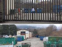 Rischio di inquinamento ambientale a Potenza.Sequestrato il centro di raccolta rifiuti gestito dall'Acta