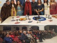"""Paolo Flores d'Arcais al """"Pomponio Leto"""" di Teggiano per la chiusura della Settimana della Filosofia"""