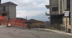 """Sala Consilina, lavori tra via Mezzacapo e via Macchia Italiana. Gruppo Positivo:""""Una spesa esagerata"""""""
