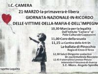 Sala Consilina: domani la Giornata Nazionale in ricordo delle vittime della mafia con Mons. Spinillo