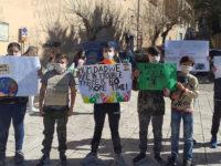 """""""Friday for future"""". A Buccino alunni in sciopero per la giornata mondiale del clima"""