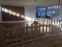 Un'area ludica in una scuola del Libano grazie a fondi raccolti dai cittadini di Agropoli