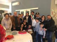 """La comunità di Scario in festa per i 100 anni di """"zia Tituccia"""""""