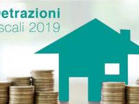 Guida alle detrazioni fiscali 2019: bonus casa – a cura dello Studio Viglione Libretti