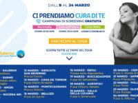 Screening gratuiti. Il 22 e 23 marzo i camper dell'Asl Salerno nelle piazze di Polla e Oliveto Citra