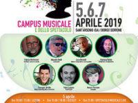 """Sant'Arsenio:il 5, 6 e 7 aprile al via il Campus Musicale e dello Spettacolo de """"I Due Volti della Luna"""""""