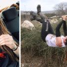 """Dalila Somma, 22enne di San Rufo, tra gli atleti della VI edizione della """"Military race"""" di Cesano"""