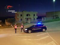 Controlli dei Carabinieri nel Potentino.Denunce per guida sotto effetto di alcol e sostanze stupefacenti