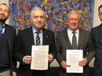 Firmata la partnership tra Banca Monte Pruno e Associazione Giorgio Ambrosoli. Il 22 marzo primo evento