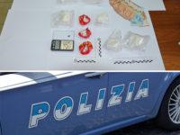 Scoperti con la cocaina in camera da letto per un valore di 200mila euro. In manette coppia di Salerno