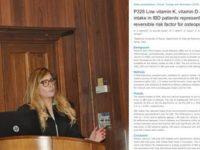 Una ricerca medica di Claudia Tortoriello di Caggiano al congresso internazionale ECCO di Copenaghen