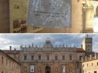 Lavori non autorizzati in un'area all'interno della Certosa di Padula. Scatta il sequestro